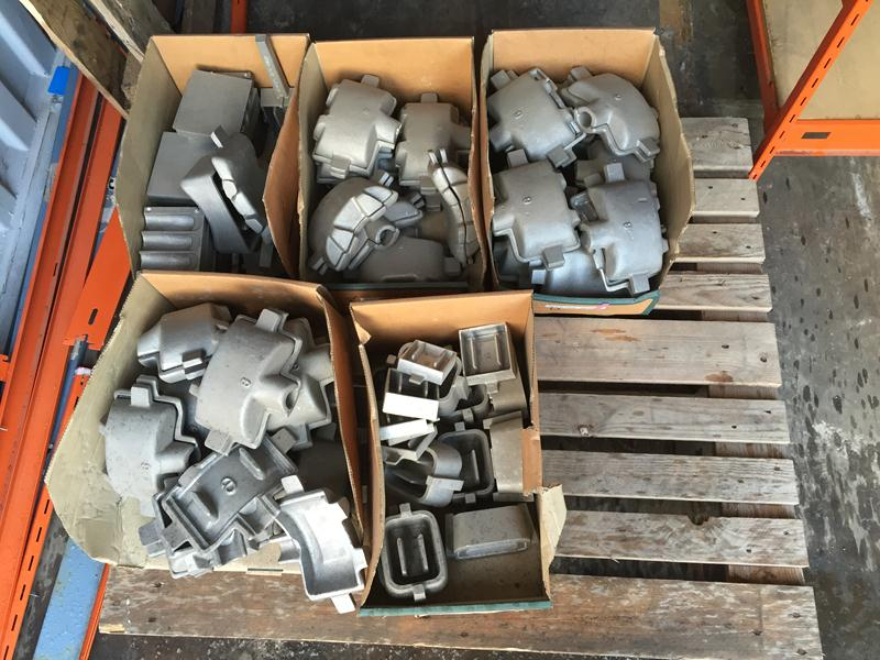 Divers Weight Molds